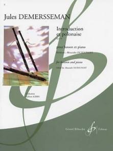 DEMERSSEMAN J. INTRODUCTION ET POLONAISE BASSON