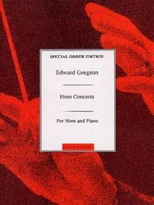 GREGSON E. HORN CONCERTO COR