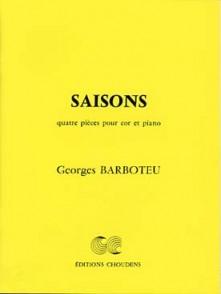 BARBOTEU G. SAISONS COR