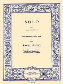 PUGNO R. SOLO COR