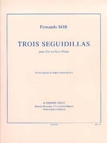 SOR F. SEGUIDILLAS COR