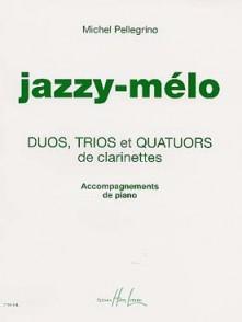 PELLEGRINO M. JAZZY-MELO CLARINETTES