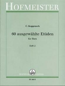 KOPPRASCH 60 SELECTED STUDIES VOL 2 COR