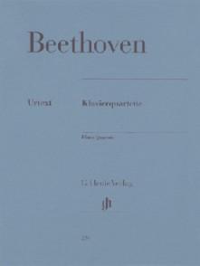 BEETHOVEN L. QUATUORS AVEC PIANO