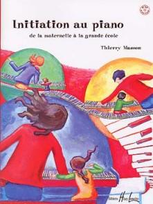 MASSON T. INITIATION AU PIANO