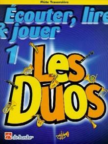 ECOUTER LIRE JOUER LES DUOS VOL 1 FLUTES