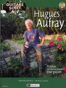 AUFRAY H. GUITARE SOLO