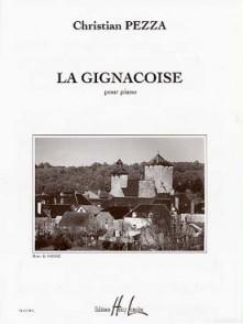 PEZZA C. LA GIGNACOISE PIANO