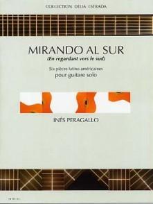 PERAGALLO I. MIRANDO AL SUR GUITARE