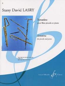 LASRY S.D. SONATINE FLUTE PICCOLO