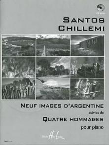 CHILLEMI S. 9 IMAGES D'ARGENTINE PIANO