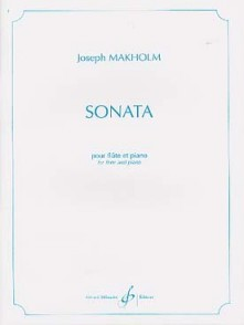 MAKHOLM J. SONATA FLUTE