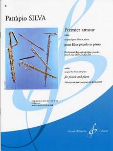 SILVA P. PREMIER AMOUR FLUTE PICCOLO
