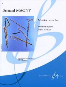 MAGNY B. MIROIRS DE SABLES FLUTE