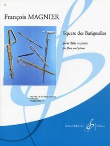 MAGNIER F. SQUARE DES BATIGNOLLES FLUTE PICCOLO