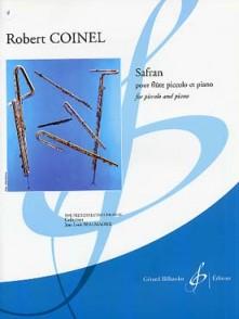 COINEL R. SAFRAN FLUTE PICCOLO