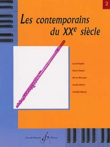 CONTEMPORAINS DU 20ME SIECLE VOL 2 FLUTE