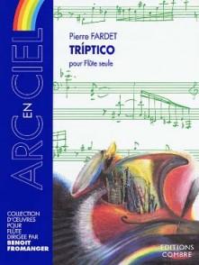 FARDET P. TRIPTICO FLUTE