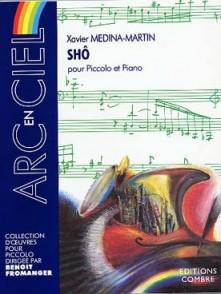 MEDINA-MARTIN X. SHO FLUTE PICCOLO