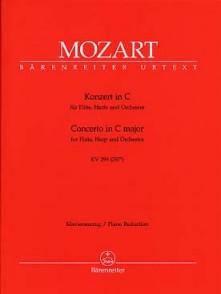 MOZART W.A. CONCERTO K 299 FLUTE