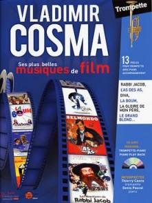 COSMA V. MUSIQUES DE FILM TROMPETTE