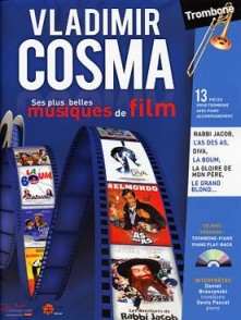 COSMA V. MUSIQUES DE FILM TROMBONE