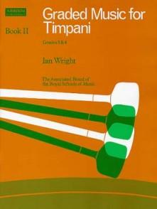 WRIGHT I. GRADED MUSIC FOR TIMPANI VOL 2