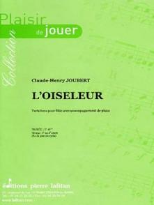 JOUBERT C.H. L'OISELEUR FLUTE
