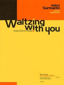 SARMANTO H. WALTZING WITH YOU FLUTE