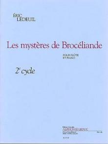 LEDEUIL E. LES MYSTERES DE BROCELIANDE FLUTE