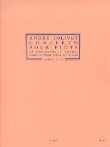 JOLIVET A. CONCERTO FLUTE