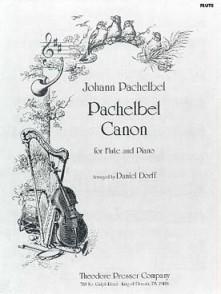 PACHELBEL J. CANON FLUTE