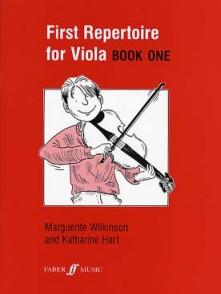 FIRST REPERTOIRE FOR VIOLA  BOOK 1 ALTO