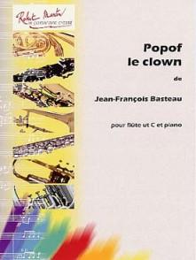 BASTEAU J.F. POPOF LE CLOWN FLUTE