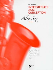SNIDERO J. INTERMEDIATE JAZZ CONCEPTION SAXO ALTO