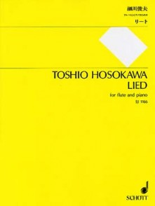 HOSOKAWA T. LIED FLUTE