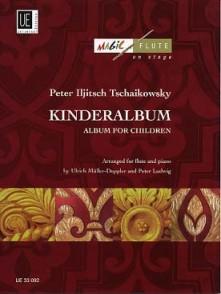 TCHAIKOVSKY P.I. KINDERALBUM FLUTE