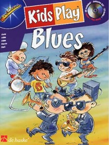 KIDS PLAY BLUES FLUTE