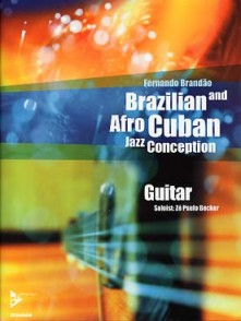 BRANDAO F. BRAZILIAN AND AFRO CUBAN GUITARE