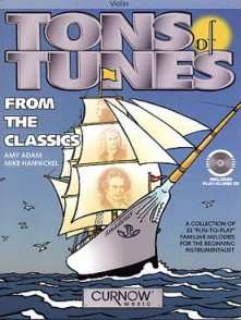 TONS OF TUNES FOR CLASSICS VIOLON