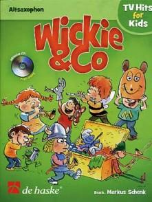WICKIE & CO SAXO MIB