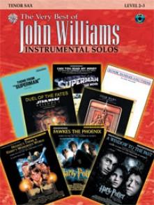 WILLIAMS J. THE VERY BEST OF SAXO TENOR