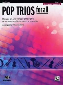 STORY M. POP TRIOS FOR ALL FLUTES