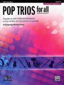 STORY M. POP TRIOS FOR ALL CELLOS OU CONTREBASSES