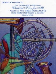 RYDEN W. CLASSICAL QUARTETS FOR ALL TROMPETTES