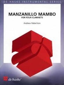 ROBERTSON A. MANZANILLO MAMBO CLARINETTES