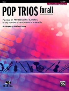 POP TRIOS FOR ALL VIOLONS