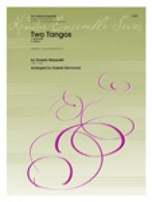 NAZARETH E. TWO TANGOS SAXOPHONES