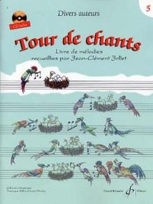 JOLLET J.C. TOUR DE CHANTS VOL 5