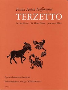 HOFFMEISTER F.A. TERZETTO FLUTES
